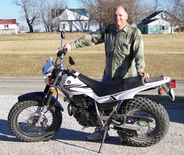 The Yamaha TW200 Thread... | Page 12 | Adventure Rider